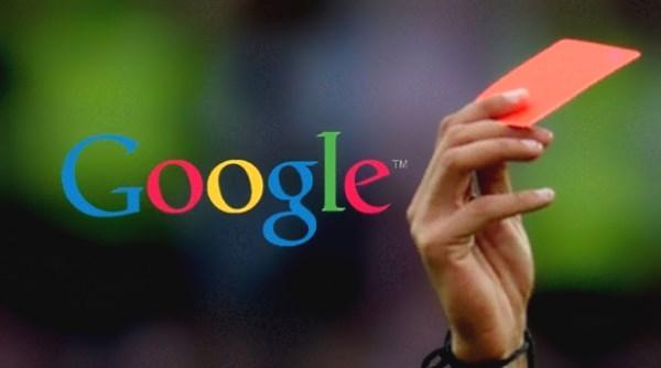 Как вывести сайт из под фильтра Google
