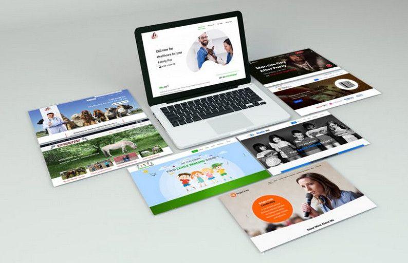 Создание сайта в Днепре