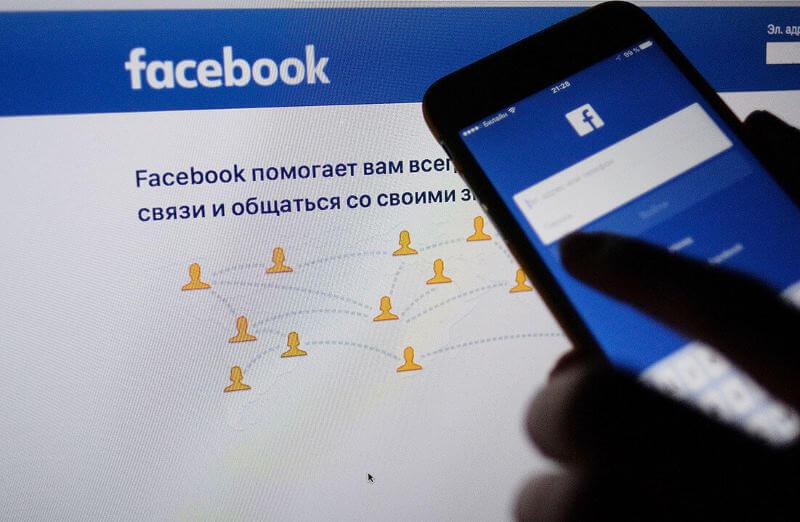 В Фейсбук согласно плану